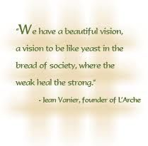 jean vanier quotes - Google Search
