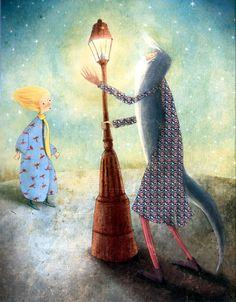 """""""Mas o acendedor de lampiões não tem o bom senso de questionar as ordens e trabalha sem parar, mesmo sabendo que não vai chegar a lugar algum."""" (Le Petit Prince - Antoine de Saint-Exupéry)"""