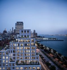Gallery of New Renderings Released of Robert A.M. Stern Architects' TriBeCa Condos - 1