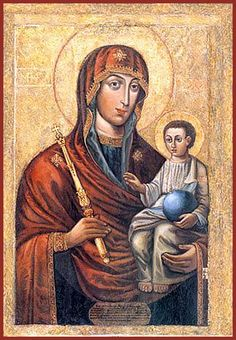 Icon of the Mother of God of Minsk - Orthodox Church in America