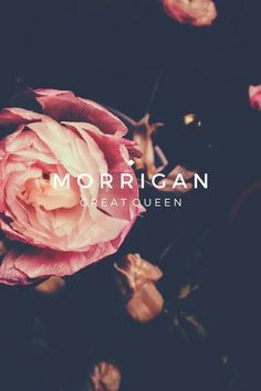 Morrigan name meaning                                                                                                                                                     More