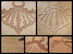 Leathercraft, made by Jeweleeches Vivian Hebing! You can find me on facebook or Etsy too!   My own design, please do not copy!