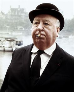 The only way to get rid of my fears is to make films about them. -Alfred Hitchcock