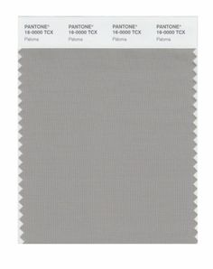 Pantone Paloma - Top color for Spring 2014