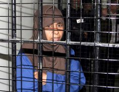 Jordan executed two prisoners, including an Iraqi militant whom it had sought to trade with ISIS, on Wednesday morning to avenge the death of a Jordanian pilot. Radisson Hotel, Al Qaeda, English News, Social Media Influencer, International News, Amman, Nbc News, Prison, Burns