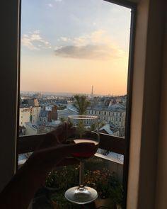 """9,229 Likes, 51 Comments - Jeanne (@jeannedamas) on Instagram: """"Bonsoir Paris 🍷❤️"""""""