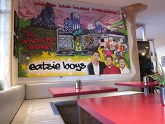 New restaurants in #Houston! Eatsie Boys is a food truck turned permanent restaurant!