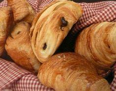 Recette Croissants et pain au chocolat