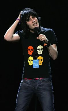 Noel Fielding, i have been asked on occasion if hes my lovechild!