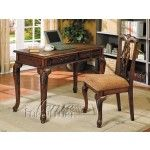 Acme Furniture - Aristocrat Writing Desk With Chair Set - 9650  SPECIAL PRICE: $429.99