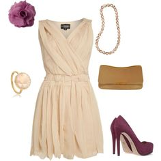 pretty, created by ekoiner on Polyvore