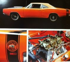 Dodge Super Bee 440+6pak