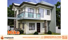 The Sincere, Catalunan Pequeño, Davao City - Mike Model Philippine Houses, Davao, Affordable Housing, Property Listing, Model Homes, The Prestige, Bungalow, Condo, Sweet Home