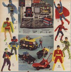 mego toys
