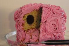Project Nursery - Polka dot cake