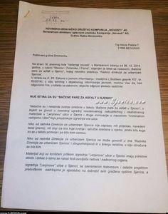 Direkcija za urbanizam Sjenica - Demant