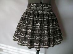 Supernatural skirt on etsy!!!!!!!!
