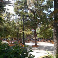 Plaza de la Constitución, Torrevieja, Spain