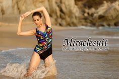 Corrigerend badpak by Miraclesuit One Piece, Swimwear, Fashion, Bathing Suits, Moda, Swimsuits, Fashion Styles, Fashion Illustrations, Costumes