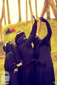 Image in muslimah 🎀 collection by on We Heart It Hijab Dp, Hijab Niqab, Muslim Hijab, Mode Hijab, Arab Girls, Muslim Girls, Girls Dp, Beautiful Muslim Women, Beautiful Hijab