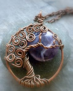 Tree of Life Jewelry #Tree of Life #Necklace #Pendant http://www.facebook.com/pages/Vixens-Natural-Jewelry/284357900776