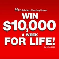 pch sweepstakes enter to win the 1000000000 publishers clearing house sweepstakes - PIPicStats