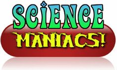 70 Days until the SCIENCE MANIACS Workshop at Pow! #Science Appropriate for Ages: 5-8 $40.00/Day or Full Week Registration for $165.