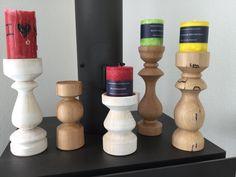 Kerzenständer, drechseln, wood, holz, turning