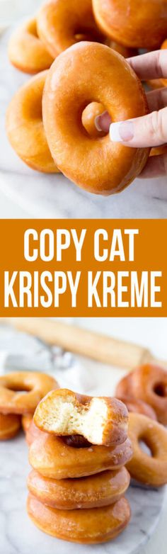 Not Quite Krispy Kreme, but Dang Good Doughnuts!