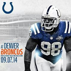 Luck vs Manning II - GO COLTS!!!!