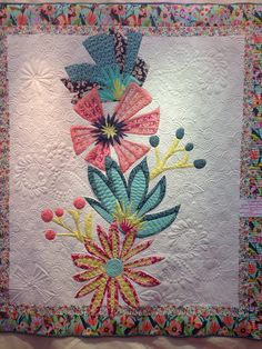 Love, love, love this quilting!