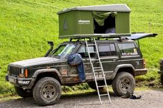 One of our favorite rooftop tents!