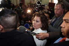 Isabel Miranda de Wallace, activista. Foto: Germán Canseco