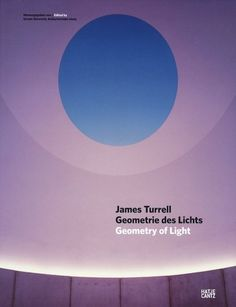 james turrell: geometry of light