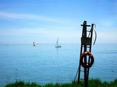 Ashbridges Bay - The Beaches - Toronto, Ontario, Canada