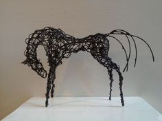 Buy Black Pony, Sculpture by Linda Hoyle on Artfinder. Discover thousands of other original paintings, prints, sculptures and photography from independent artists.