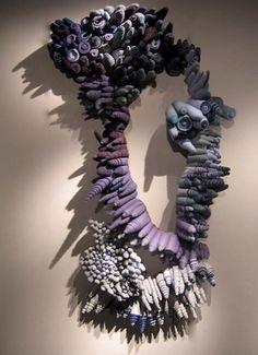 Leisa Rich sculptures