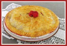 Homemade Rhubarb Pie Recipe Favourite