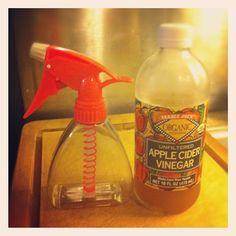 Apple vinegar to remove dead skin & even out skin tone.