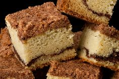 Sour Cream Coffee Cake - need to try this...