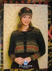 Dale of Norway NR 161 Adult Designs Knitting Cardigan Bolero & Cap Poncho Cowl Norwegian Knitting, Modern Retro, Nordic Style, Knit Cardigan, Cowl, Knitting Patterns, Knit Crochet, Men Sweater, Ravelry