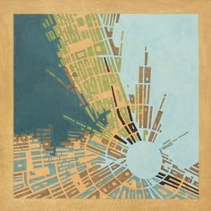 federico cortese - imaginary maps of nonexistent cities mixed media drawings, oil and pencil on paper, 30 x 30 cm. Map Diagram, Imaginary Maps, Map Quilt, Urban Fabric, Map Design, City Maps, Art Themes, Selling Art, Urban Landscape