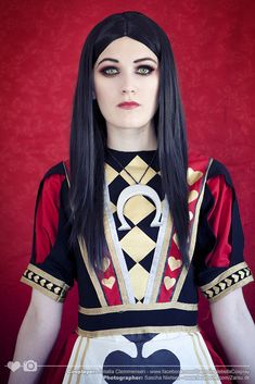 Alice Liddell (Royal Suit) cosplay from Alice: Madness Returns by NekoMaliChan.deviantart.com