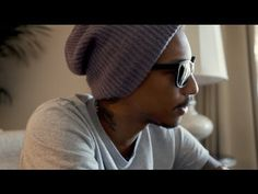 Pharrell: Places and Spaces I've Been This guy is the definition of unlimited talent ♫☺♪