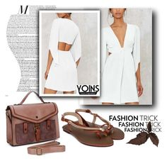"""""""YOINS 26"""" by melisa-hasic ❤ liked on Polyvore featuring yoins"""