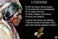 Native American Survival tips that endure the test of time for of years and able to face every hurdles nature threw at them. The comprehensive resource to teaching you hunting,fishing, fighting, making survival weapons, medical cures and more. Native American Prayers, Native American Spirituality, Native American Wisdom, American Indians, American Symbols, Wisdom Quotes, Quotes To Live By, Life Quotes, Choose Quotes