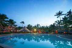 Tropical Princess Beach Resort & Spa (Carretera Arena Gorda) Offering 2 swimming pools, evening entertainment, a nightclub, gym and sauna, this 24-hour, all-inclusive resort is set 3 minutes' walk from Arena Blanca Beach. San Juan Shopping Centre is 15 minutes' drive away. #bestworldhotels #hotel #hotels #travel #do #puntacana