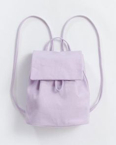 2b4f24e57084 A petite canvas backpack. Our canvas backpacks are made from 100% cotton (65