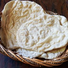 Lavash (Armenian Flatbread) Lavash is a flatbread that originated in Armenia, but is now used in cuisines throughout western Asia and the Middle East. When making the bread for wraps, it is best used fresh. Lavash quickly dri. Lavash Bread Recipe, Flatbread Recipes, Armenian Recipes, Lebanese Recipes, Armenian Food, Armenian Culture, Naan, Tortillas, Yogurt Drink Recipe
