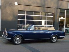 EXP Autos Pro - Category:Cars - Make:Rolls - Royce - Model:Corniche Convertible - Detail   Classic Cars For Sale   Classic Car Sales